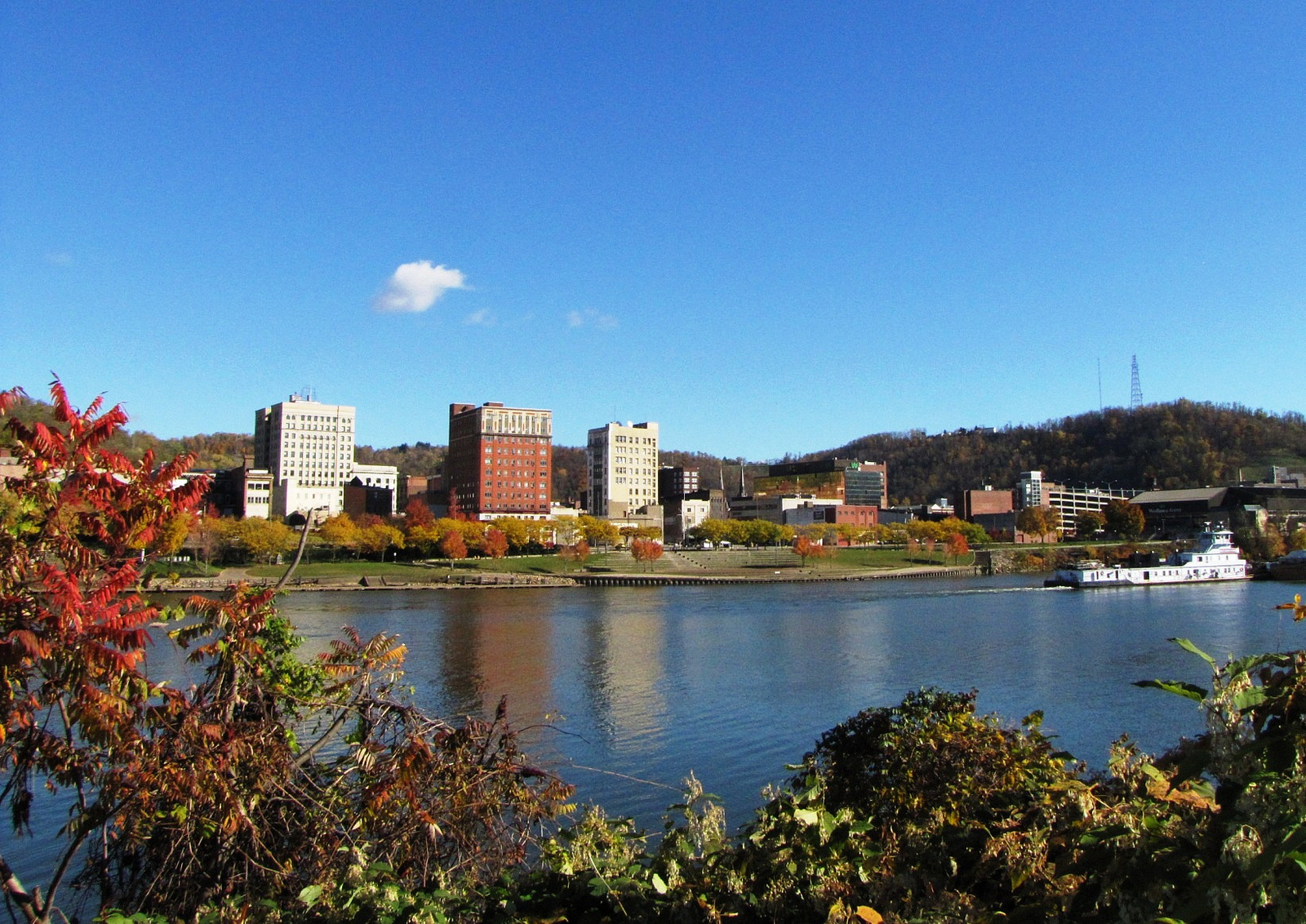 Here Are West Virginia's Best Towns To Live In