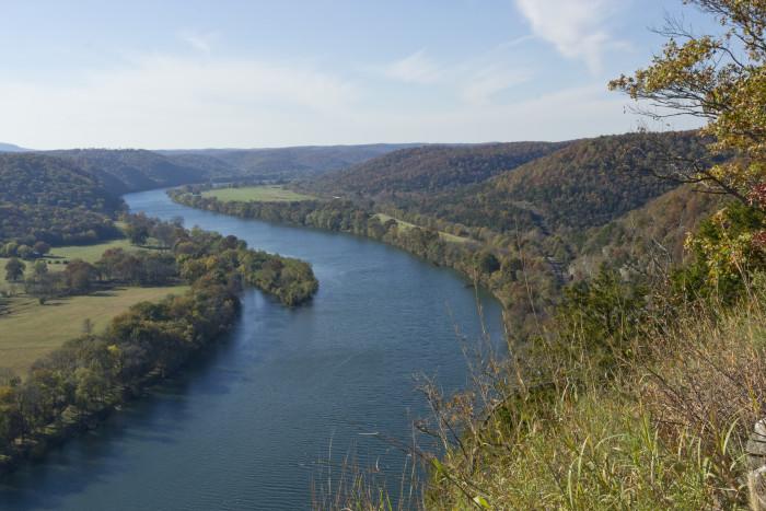 9. White River