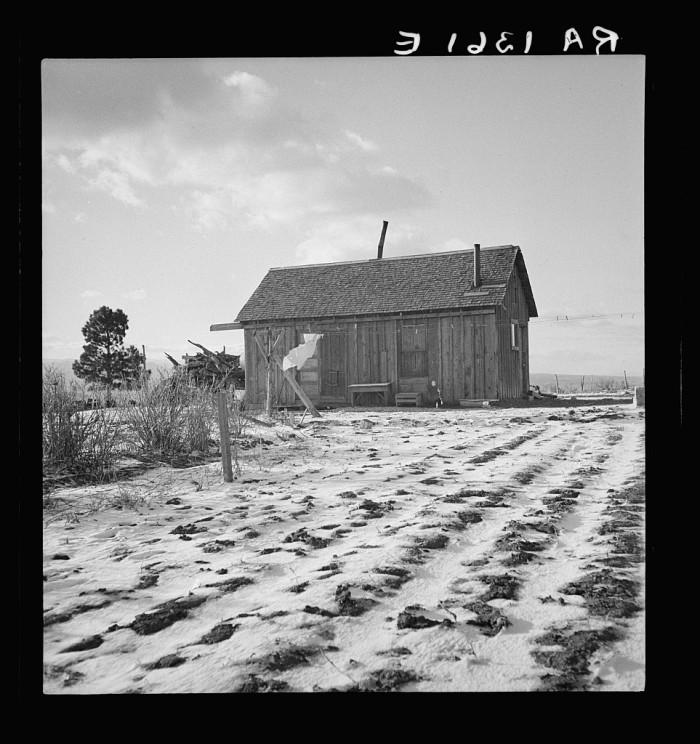 16. Widstoe, April 1936