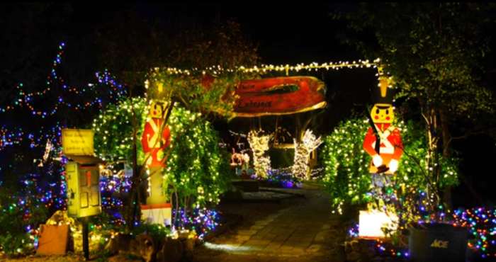 9. Holiday Trail of Lights (Wimberley)