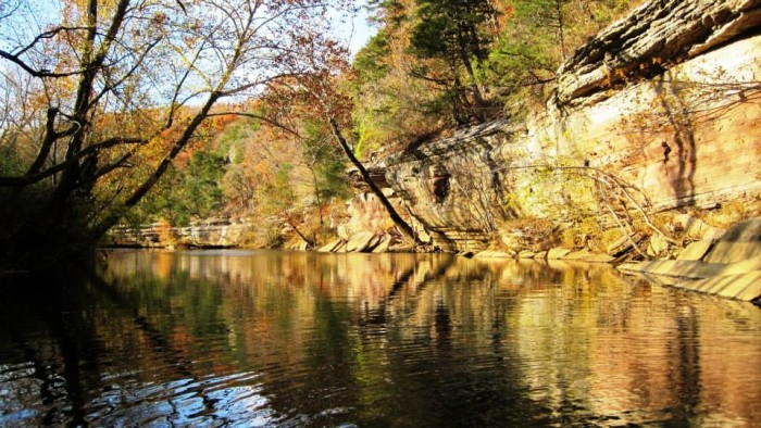 10. Withrow Springs State Park