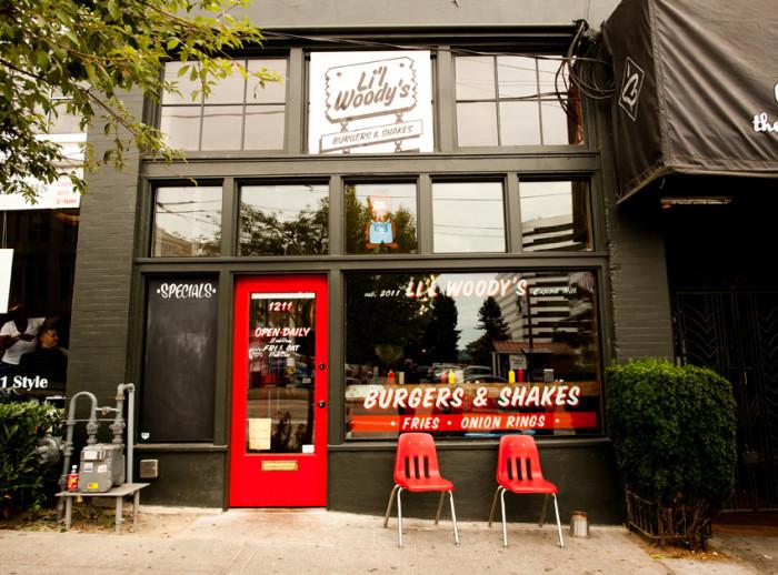 2. Lil Woody's, Seattle (Capitol Hill & Ballard)