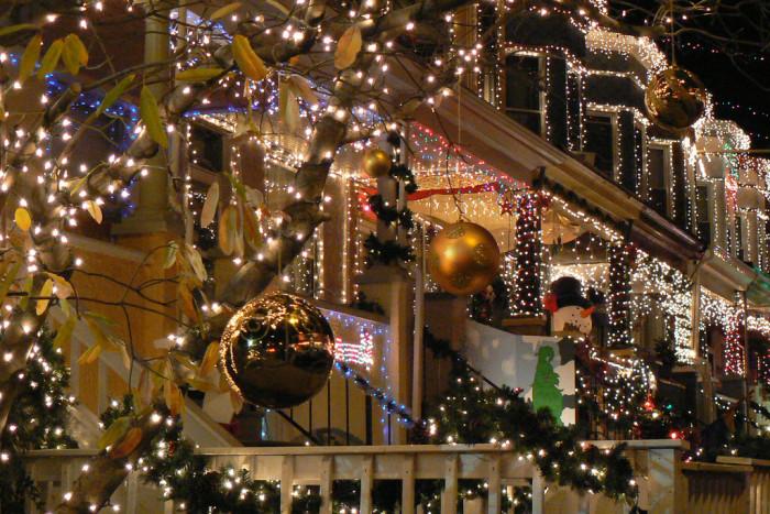 Christmas Lights Washington Dc