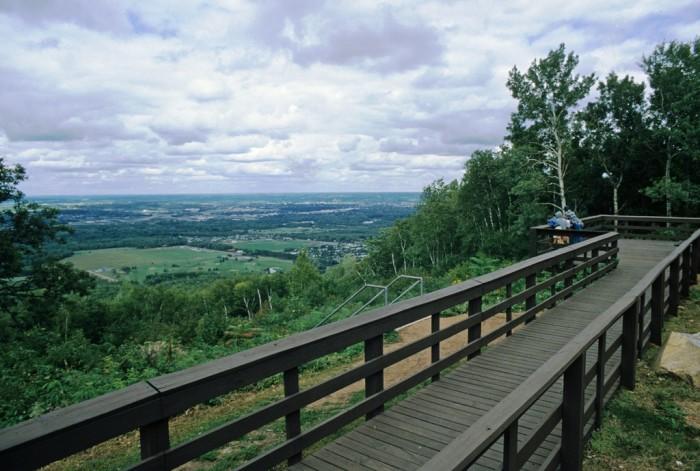 8. Rib Mountain State Park