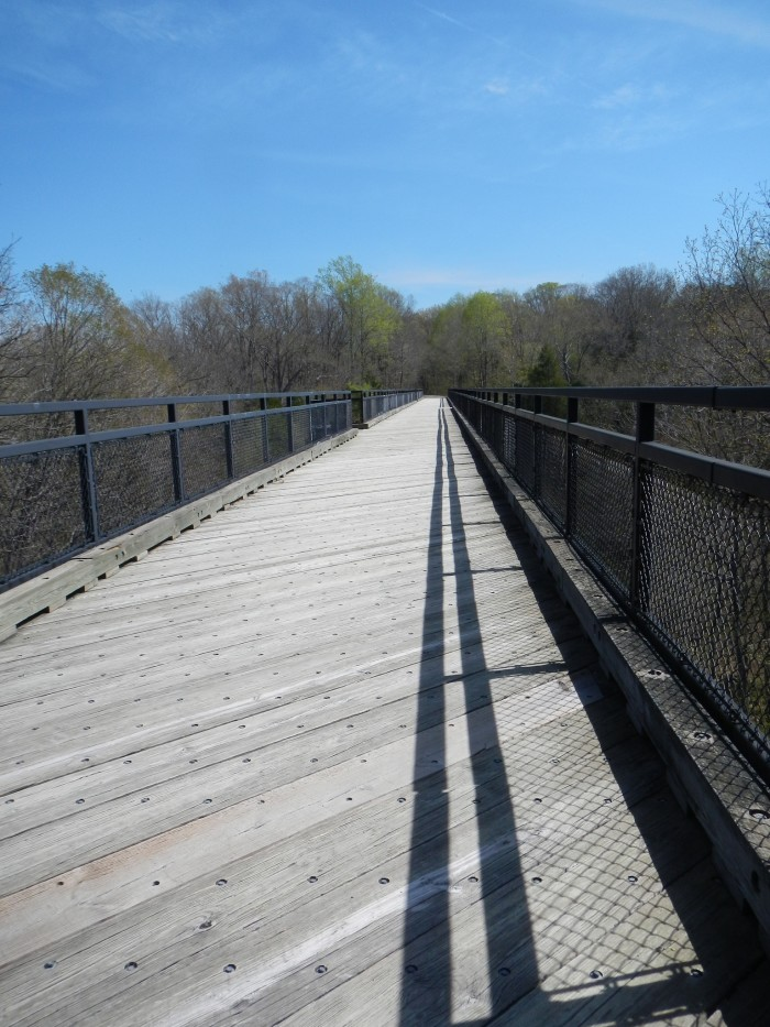 3. Tunnel Hill State Trail