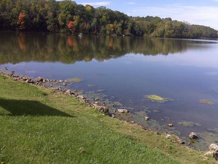 8. Lake Le-Aqua-Na