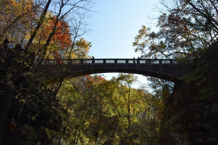 9. Matthiessen State Park