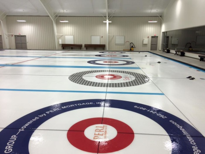 2. The Milwaukee Curling Club