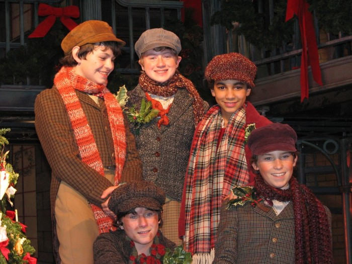 3. Christmas Productions