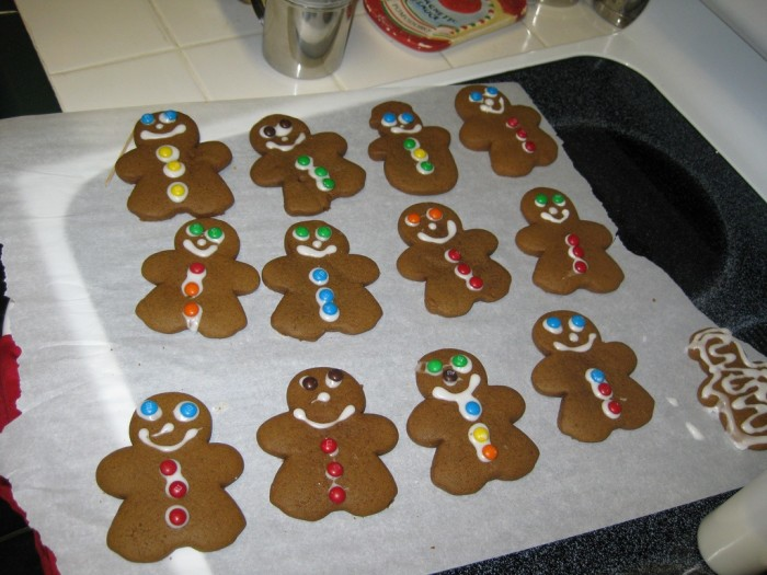 5. Christmas cookies are EVERYWHERE.