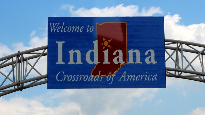 6. People from Indiana are okay.