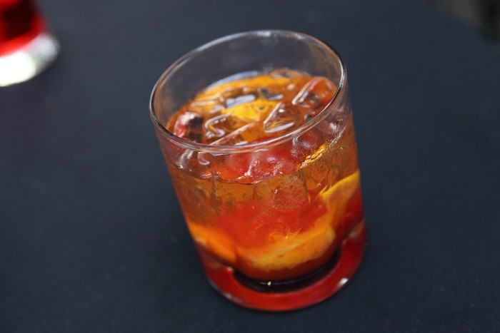 8. When it's cold outside, it gives you an excuse to drink an old fashioned. You know, to warm you up.