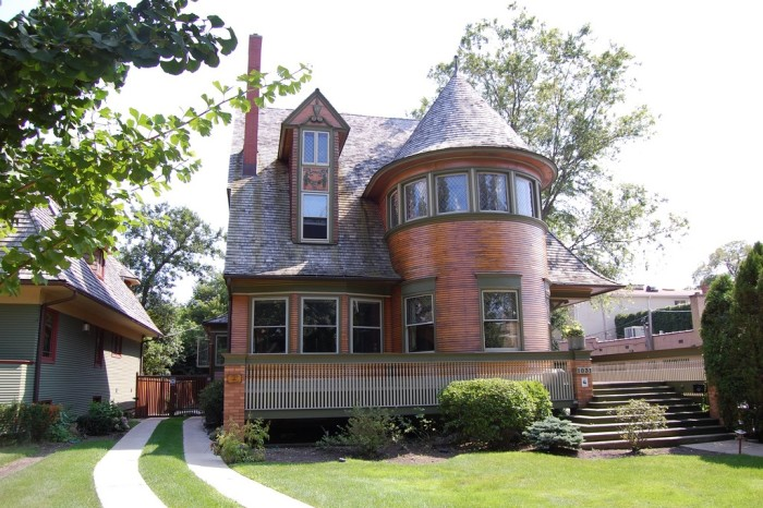 7. Walter H. Gale House