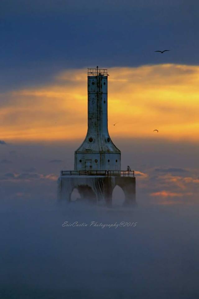 13. This is a truly phenomenal capture of the Port Washington lighthouse.