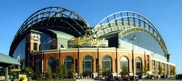 4. Miller Park sells about 775,000 brats each season.