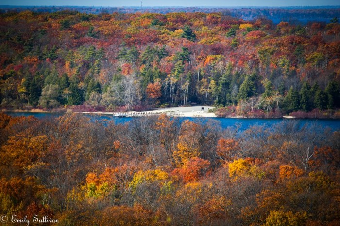 19. Peninsula State Park might be the most breathtaking place to experience fall in Wisconsin.