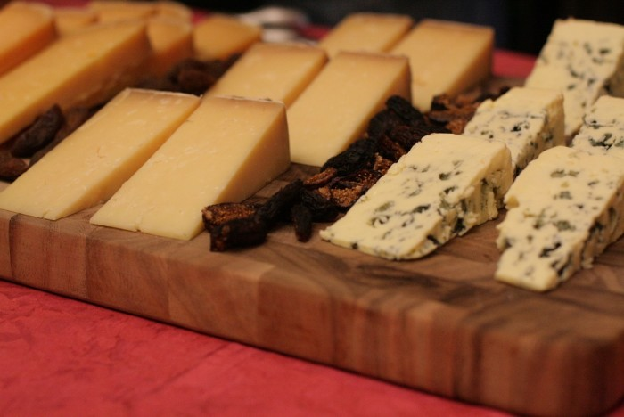 10. We enjoyed great cheese--probably the biggest perk to living in Wisconsin.