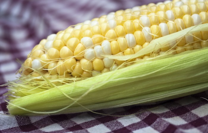 3. You might eat your weight in corn.