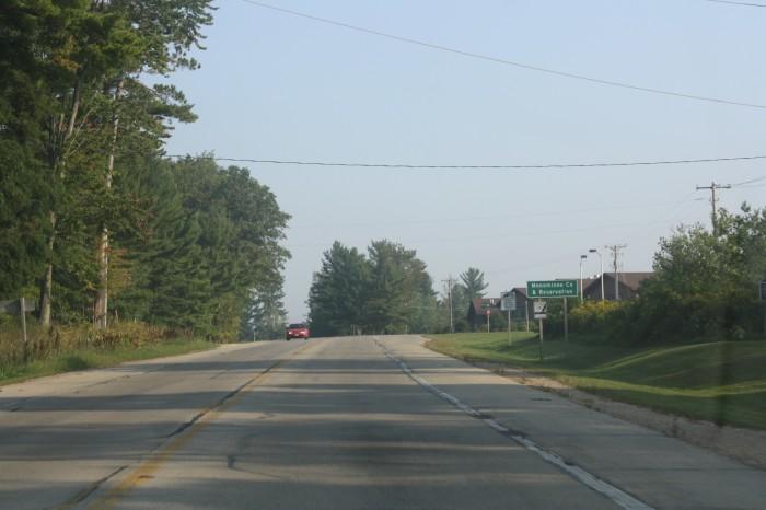 2. Menominee County