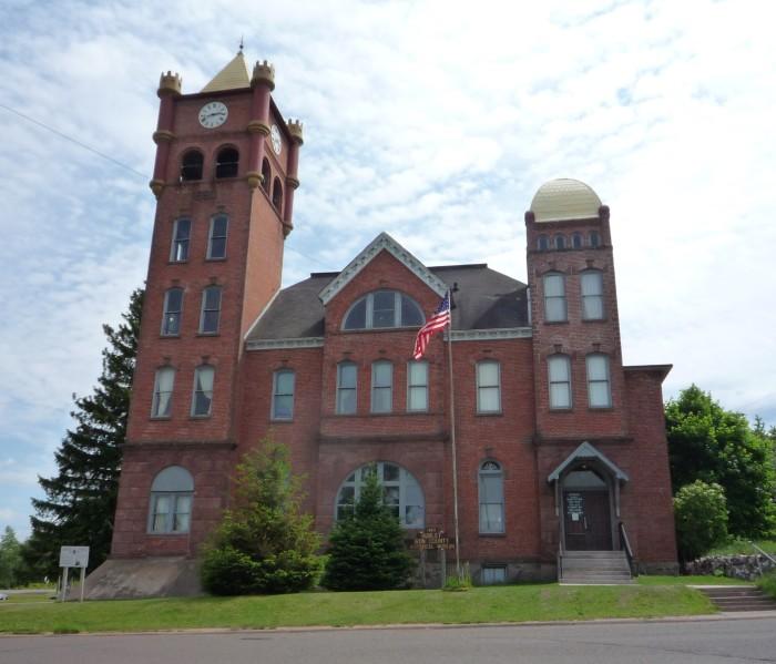 3. Iron County