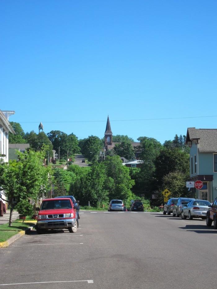 9. Bayfield County