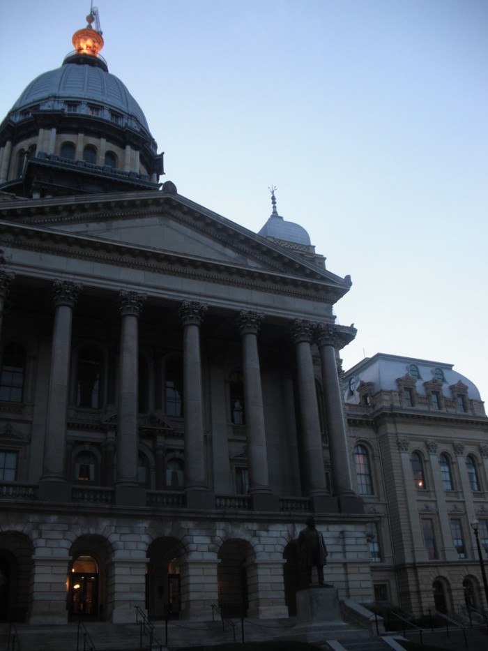 7. Tour the state capitol.