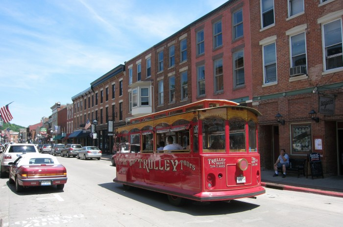 10. Stay at a B&B in Galena.