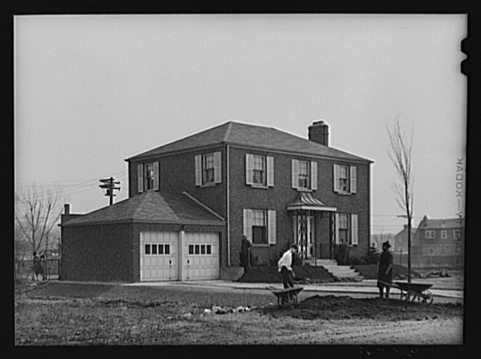 9. This was the Chicago home of a wealthy man.