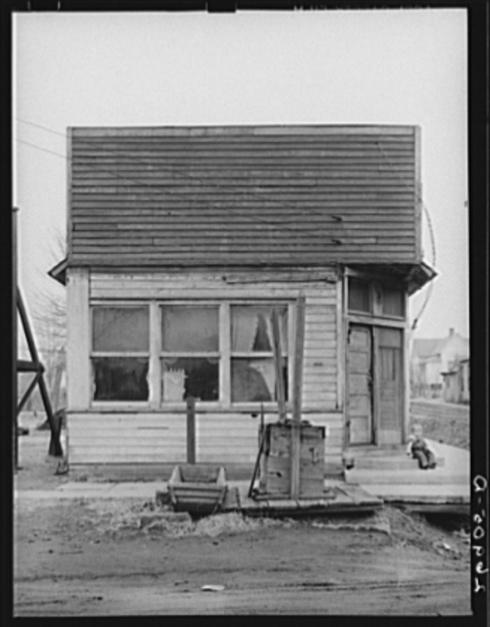 11. This miner had his home in Cambria, Illinois (1939).