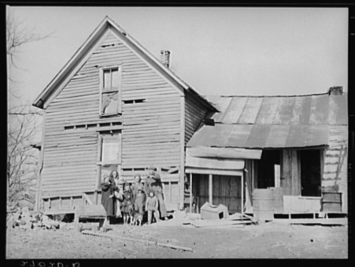 12. This was the home of a Rehabilitation Administration client back in 1939 in Gallatin County.