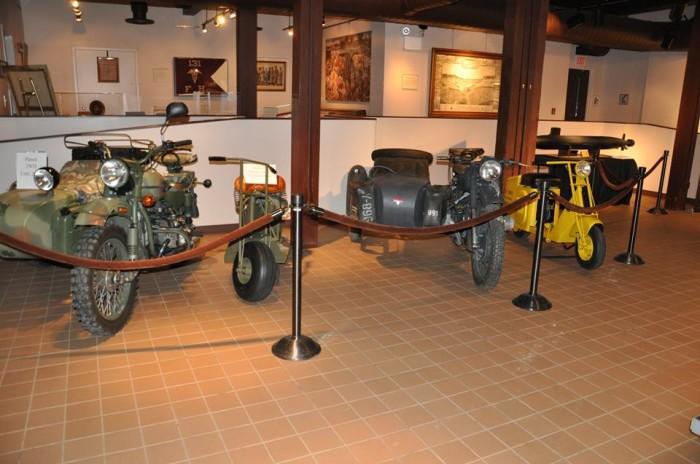 6. Illinois State Military Museum