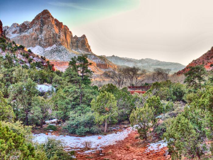15. Zion National Park