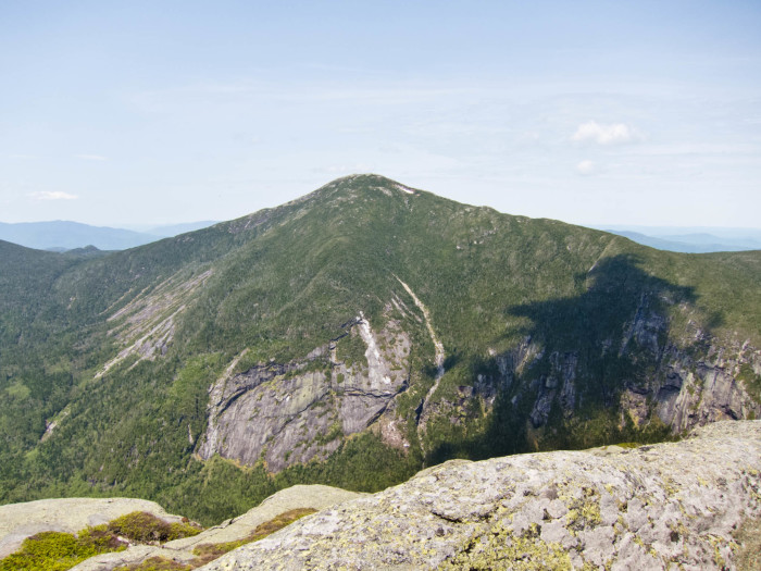 And another gorgeous view of Mount Marcy!
