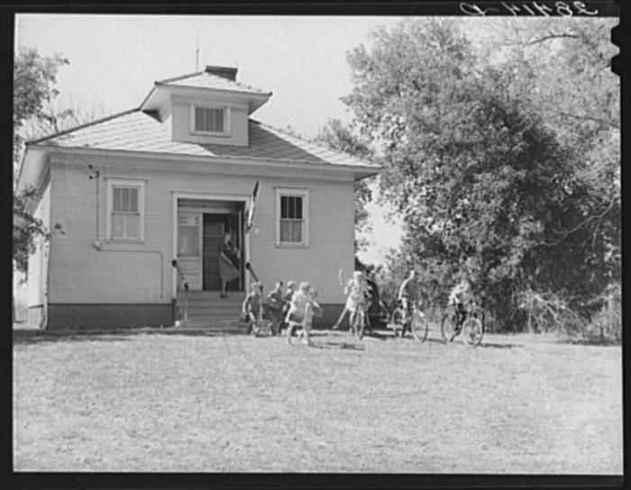 Iowa S One Room Schoolhouses