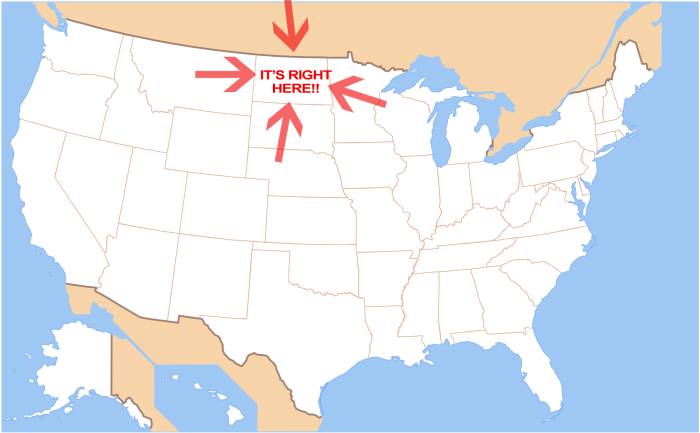 1. Does your state actually exist?