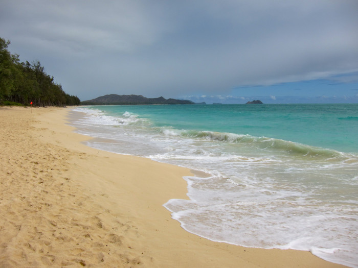 1) Hawaiian beaches are undoubtedly the best in the world.