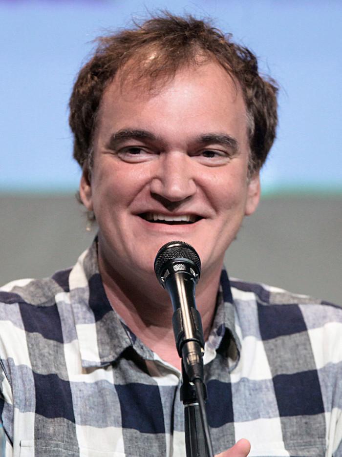 10) Knoxville - Quentin Tarantino