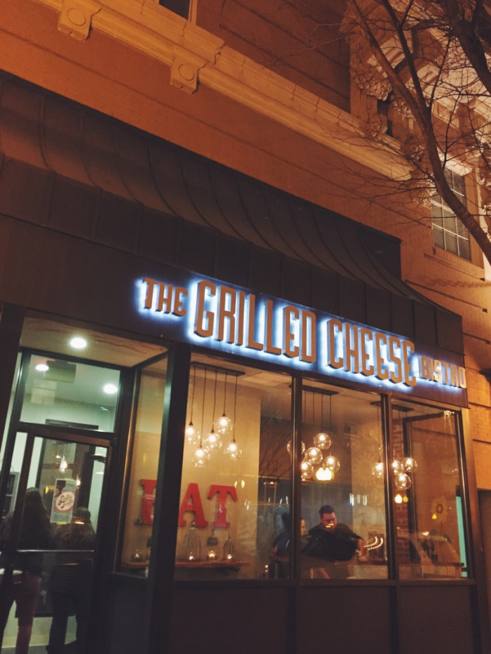 16. The Grilled Cheese Bistro