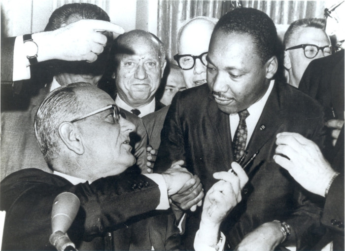 1) The Martin Luther King, Jr. Assassination