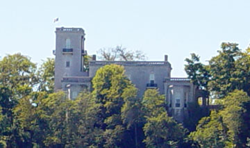 1.	Kennett's castle AKA Selma Hall