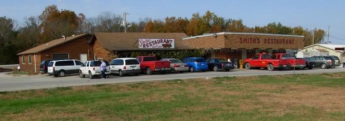 1.Smith's Restaurant AKA Smith's Short Shop, Collins