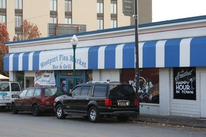 1.Westport Flea Market Bar and Grill, Kansas City