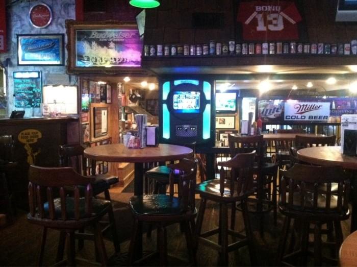 1.2. Westport Flea Market Bar and Grill, Kansas City