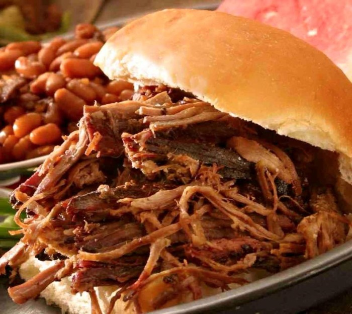 10. There's no denying it; Mississippi is the place to go for the best seafood, barbecue, fried food, slugburgers, tamales, and, of course, good ole home cookin'.