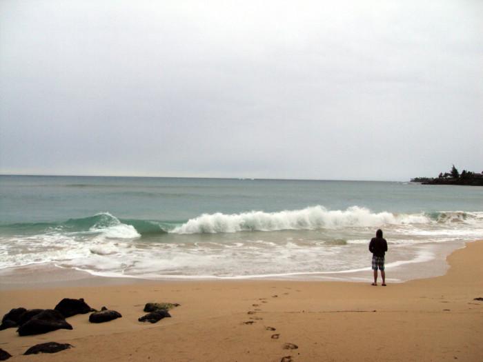 10) Pa'ia Beach