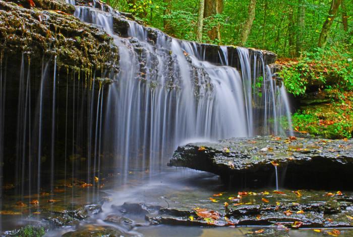 10) Union Camp Falls