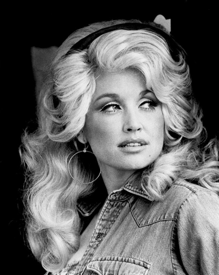 10) We share a home with Dolly Parton