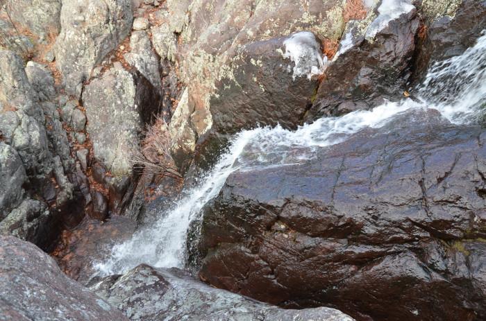 10.  Mina Sauk Falls, Taum Sauk Mountain