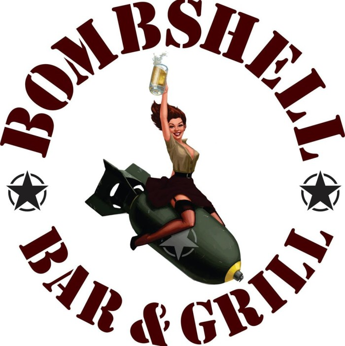 10.Bombshell Bar and Grill, St. Charles
