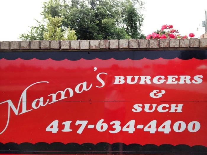 10.  Pork Tenderloin Sandwich, Mama's Burgers and Such, Sparta